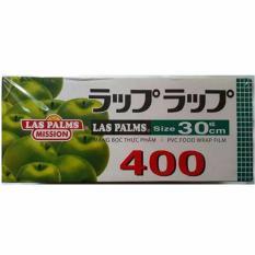 Bán Mang Bọc Thực Phẩm Las Palms 400X 30 Cm