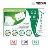 Ôn Tập Mang Ep Plastic Media 22 X 31 5Cm A4 60Mic 100 Tờ Hang Nhập Khẩu
