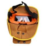 Mặt nạ da hàn che mặt có kính hàn điện tử - phụ kiện của may han inox  - Bảo hành 1 đổi 1 bởi Aha Shop
