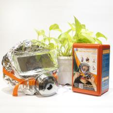 Mặt nạ phòng chống khói khí độc - ES004 - Hữu hiệu, an toàn và cao cấp nhất hiện nay