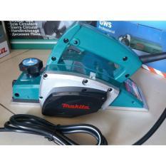 Máy bào chạy điện 82mm Makita xanh dương nhạt (tặng kèm lưỡi bào)