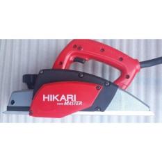 Máy bào Hikari 01-82  madein Thái lan màu đỏ tươi,  510W, bề ngang bào 82mm.
