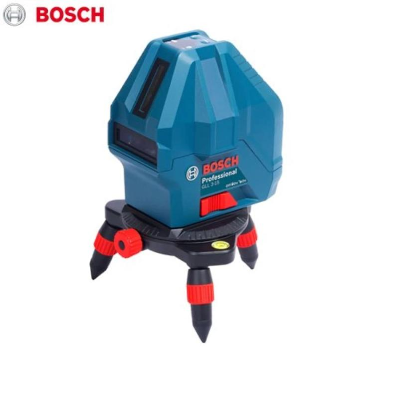 Máy cân mực GLL 3-15X Bosch (Xanh)