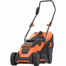 Máy cắt cỏ xe đẩy chạy điện Black & Decker EMAX34-B1 1400W đường kính cắt 34cm