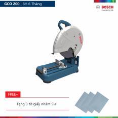 Ôn Tập May Cắt Sắt Bosch Gco 200 Tặng 3 Tờ Giấy Nham