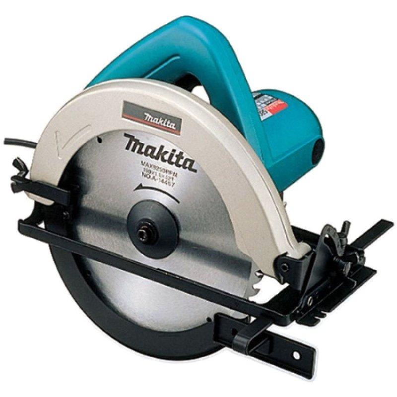 Máy cưa đĩa 184mm Makita 5806B-C (Xanh phối đen)