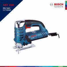 Ôn Tập Trên May Cưa Lọng Bosch Gst 25 M Professional Xanh
