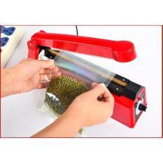 Hình ảnh Máy dập dán, hàn miệng túi nilon đóng gói thực phẩm (được yêu thích của Agiadep) (Loại dài 20cm)