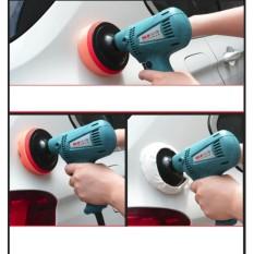 Hình ảnh Máy đánh bóng sơn xe cầm tay 600w 4500rpm M14