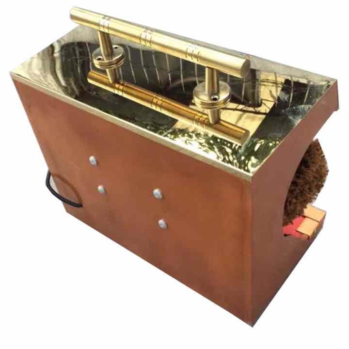 Máy đánh giầy Sakura SKR S4 (Vàng Đồng)