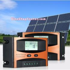 Máy điều khiển sạc năng lượng mặt trời 12V24V / 20A Màn hình LCD
