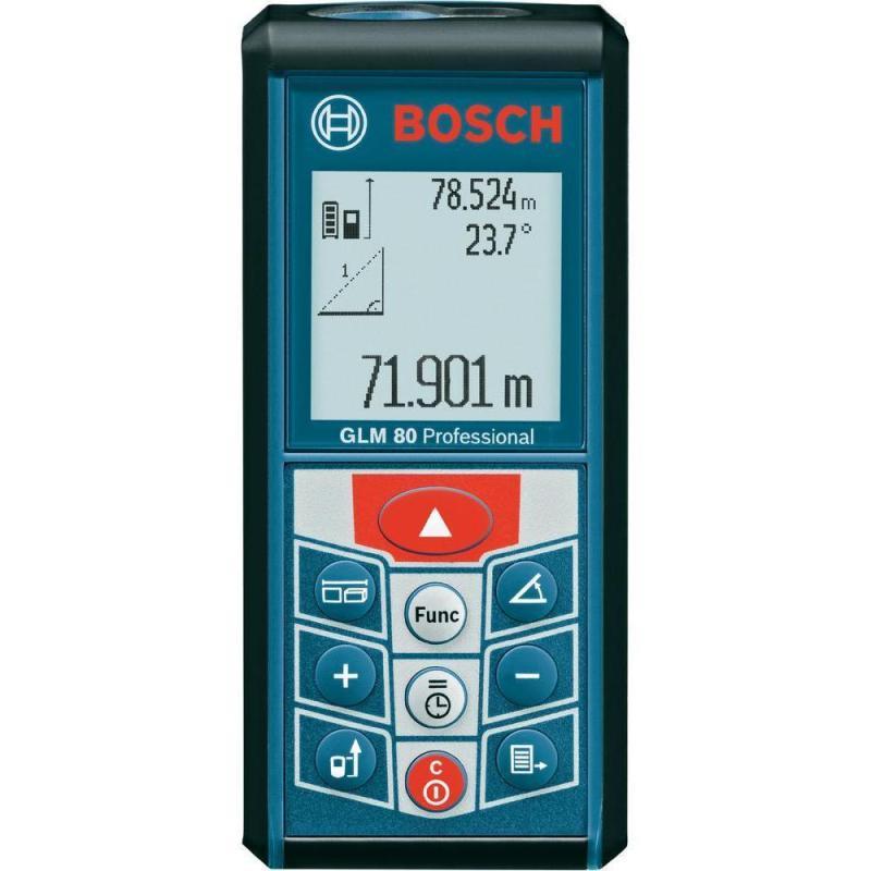 Máy đo khoảng cách bằng tia laser Bosch GLM 80