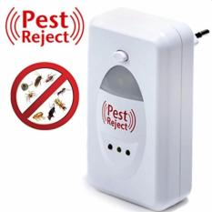 Hình ảnh Máy đuổi muỗi, chuột, gián, côn trùng Pest Reject (Trắng)