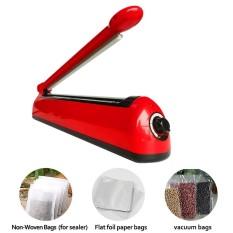 Máy ép miệng bao - Dụng cụ dán miệng túi, máy hàn nilong đa năng dầy dặn tốt nhất - Bảo hành 1 đổi 1 bởi Aha Shop [SEAL]