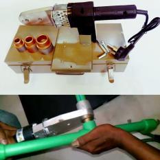Máy hàn ống nhiệt size 20-32mm -Ong ppr -Bảo hành 3 tháng