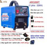Giá Bán Rẻ Nhất May Han Que Igbt Inverter Tan Thanh 200A Arc200It