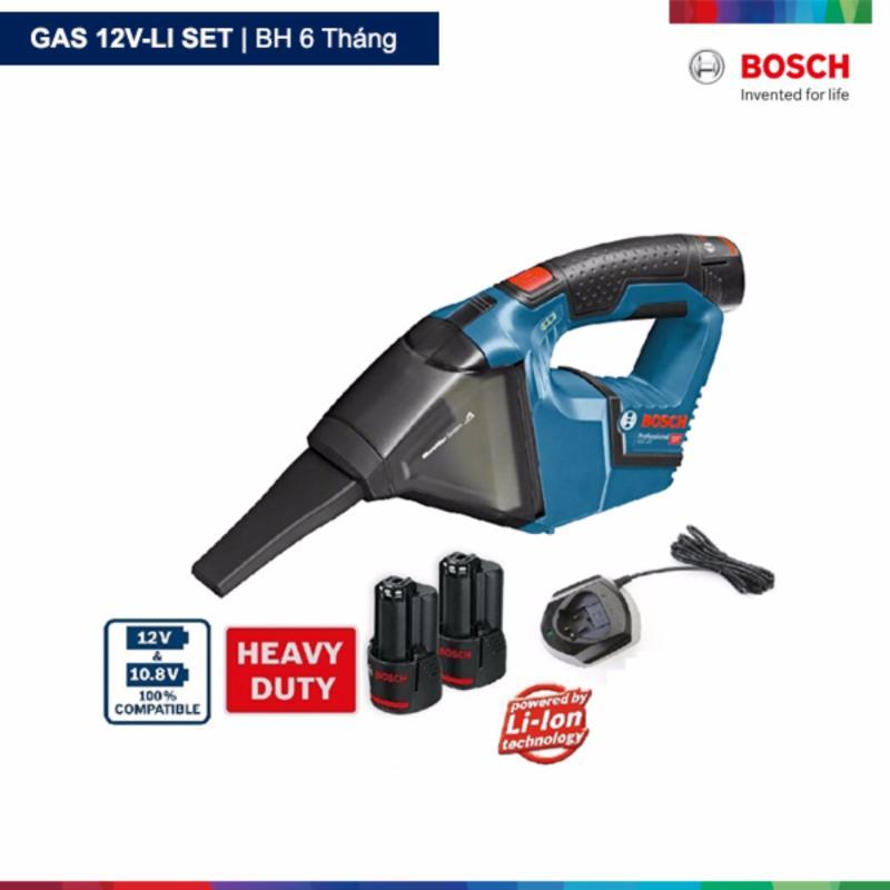Máy hút bụi dùng pin Bosch GAS 12 V-LI