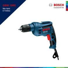 Máy khoan Bosch GBM 10 RE (Xanh đen)