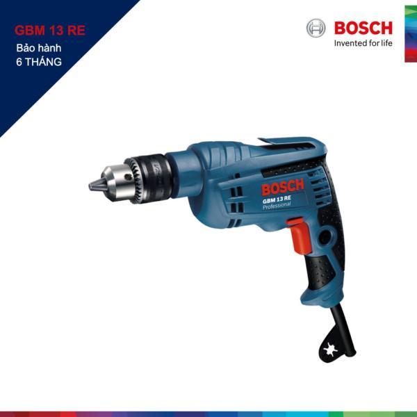 Máy khoan Bosch GBM 13 RE (Xanh đen)