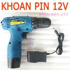 Máy khoan pin 12V - TIANHU TOOLS   may khoan pin