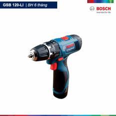 Giá Bán May Khoan Vặn Vit Động Lực Dung Pin Gsb 120 Li Xanh Nhãn Hiệu Bosch