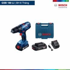 Bán May Khoan Vặn Vit Dung Pin Bosch Gsb 180 Li Rẻ Hồ Chí Minh