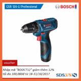 Mua May Khoan Vặn Vit Dung Pin Bosch Gsr 120 Li Professional Xanh Bosch Nguyên
