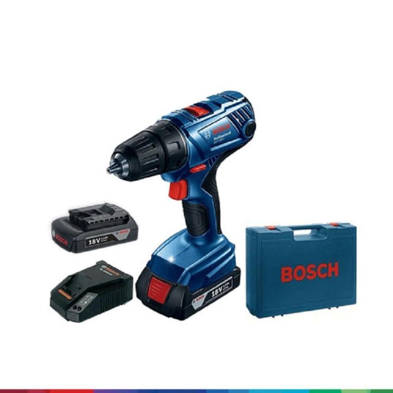 Máy khoan vặn vít dùng pin Bosch GSR 180-LI (Aqua)