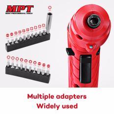 Máy khoan vặn vít dùng pin , Máy bắn vít cầm tay MPT hữu ích cho công việc sửa chữa, lắp ráp -Bảo hành 6 tháng