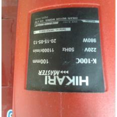 Hình ảnh Máy mài cầm tay Hikari K-100C Thái lan