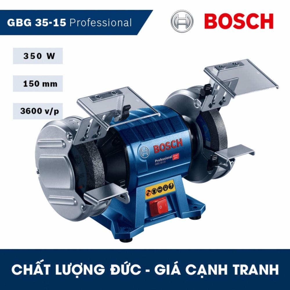 Máy mài để bàn hai đá Bosch GBG 35-15 Professional - HEAVY DUTY