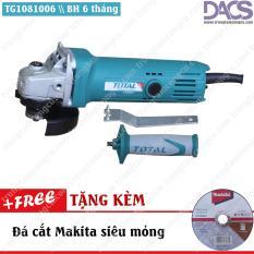 Cửa Hàng May Mai Goc 800W 100Mm Total Tg1081006 Tặng Kem Đa Cắt Total Hồ Chí Minh