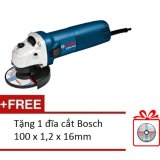 Mua May Mai Goc Bosch Gws 060 Professional 670W Tặng 1 Đĩa Cắt Bosch 100 X 1 2 X 16Mm Mới Nhất