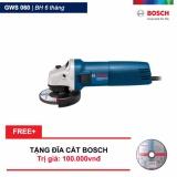 Bán May Mai Goc Bosch Gws 060 Professional 670W Tặng 1 Đĩa Cắt Bosch 100 X 1 2 X 16Mm Bosch Người Bán Sỉ