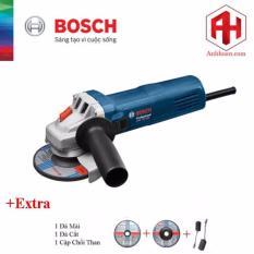 May Mai Goc Bosch Gws 750 100 Tặng Đĩa Mai Cắt Va Chổi Than Bosch Chiết Khấu 40