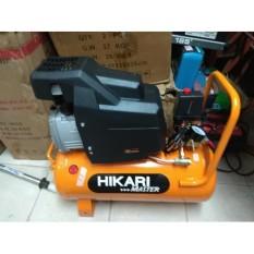 Hình ảnh Máy nén khí pít tông dầu Hikari 03-30 Thái Lan (30 lít)