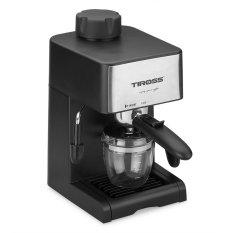 Hình ảnh Máy pha cà phê Espresso Tiross TS621 (Đen)