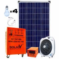 Chiết Khấu May Phat Điện Năng Lượng Mặt Trời Solarv Sv Combo 110 Solarv Trong Bình Dương