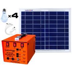 Máy phát điện Pin năng lượng mặt trời SV-COMBO-12S