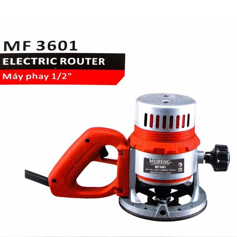 Máy Phay 1/2 - MF 3601 Meifeng