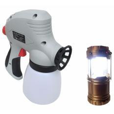 Máy phun nước tự động cao cấp JOUST MAX tặng kèm đèn tích điện