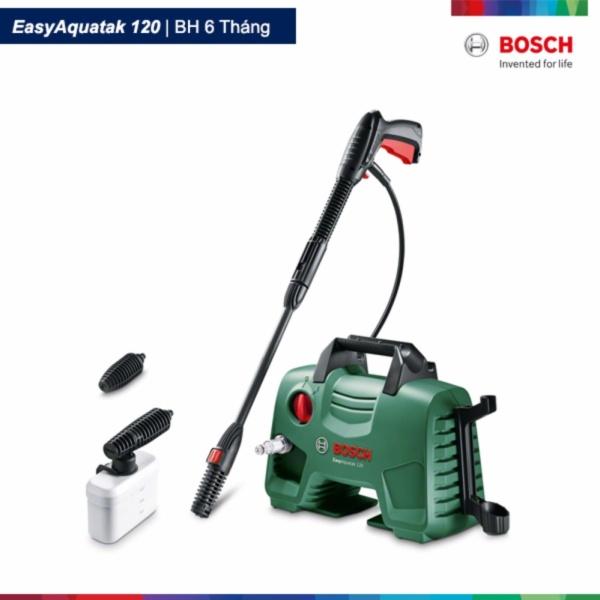 Máy phun xịt cao áp Bosch EasyAquatak 120
