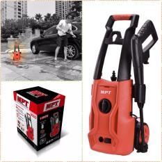 Máy phun xịt cao áp MPT, công suất mạnh mẽ, dễ dàng tẩy rửa xe hơi, xe máy, sàn nhà -May rua ap luc cao -Bảo hành 6 tháng