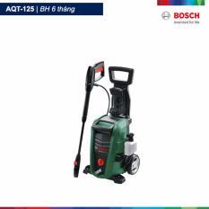 Máy phun xịt rửa áp lực cao Bosch Universal Aquatak 125 + Tặng 1 áo mưa Bosch cao cấp