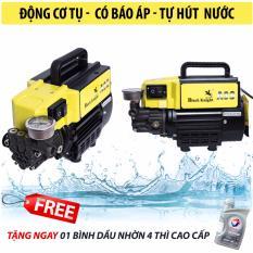 Ôn Tập May Phun Xịt Rửa Cao Ap A3S Mo Tơ Day Đồng Tự Hut Nước