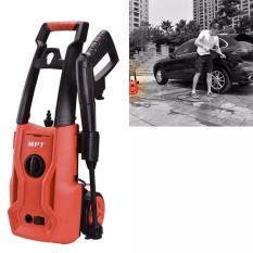 Máy phun xịt rửa cao áp giá rẻ MPT 1400W -May rua xe mini gia re -Bảo hành 6 tháng