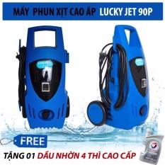 Cửa Hàng Bán May Phun Xịt Rửa Cao Ap Lucky Jet Vqe 90P 1850W