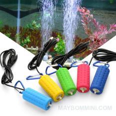 Hình ảnh Máy bơm tạo Oxy dự phòng hồ cá USB 6V Mini