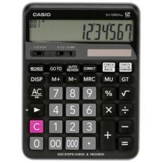 Mua May Tinh Bỏ Tui Casio Dj 120D Plus Đen Casio Trực Tuyến