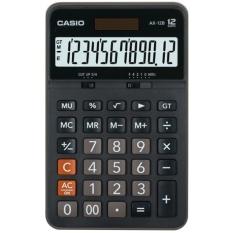 Mua Máy tính bỏ túi văn phòng 12 số Casio AX-12B (Đen)